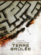 Maze Runner: The Scorch Trials - French Movie Cover (xs thumbnail)
