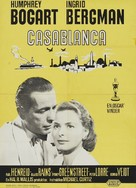 Casablanca - Danish Re-release movie poster (xs thumbnail)