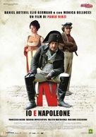 N (Io e Napoleone) - Italian Movie Poster (xs thumbnail)