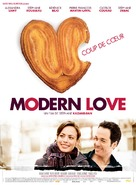 Modern Love - French Movie Poster (xs thumbnail)