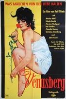 Venusberg - German Movie Poster (xs thumbnail)