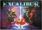Excalibur - German Movie Poster (xs thumbnail)