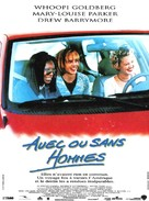 Boys on the Side - French Movie Poster (xs thumbnail)