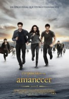 The Twilight Saga: Breaking Dawn - Part 2 - Colombian Movie Poster (xs thumbnail)