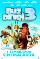 Ice Age: Dawn of the Dinosaurs - Turkish Movie Poster (xs thumbnail)