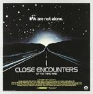 Close Encounters of the Third Kind - Movie Poster (xs thumbnail)