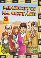 """""""Vakáción a Mézga-család"""" - Slovak DVD cover (xs thumbnail)"""