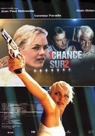 Une chance sur deux - French Movie Poster (xs thumbnail)