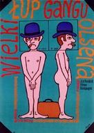 Olsen-bandens sidste bedrifter - Polish Movie Poster (xs thumbnail)
