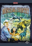 Mustang Country - DVD cover (xs thumbnail)