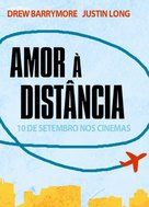 Going the Distance - Brazilian Movie Poster (xs thumbnail)