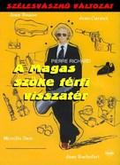 Le retour du grand blond - Hungarian DVD cover (xs thumbnail)