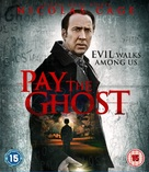 Pay the Ghost - British Blu-Ray movie cover (xs thumbnail)