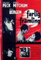 Cape Fear - Swedish Movie Poster (xs thumbnail)
