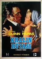 A Dream of Kings - Turkish Movie Poster (xs thumbnail)