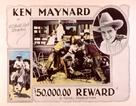 $50,000 Reward - Movie Poster (xs thumbnail)