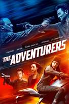 The Adventurers - Movie Cover (xs thumbnail)