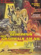 The Tomb - German Movie Poster (xs thumbnail)