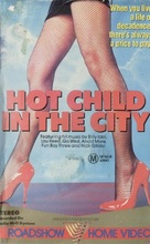 Hot Child in the City - Australian VHS cover (xs thumbnail)