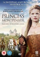 La princesse de Montpensier - British DVD cover (xs thumbnail)