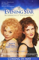 The Evening Star - Video release poster (xs thumbnail)