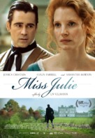 Miss Julie - Canadian Movie Poster (xs thumbnail)