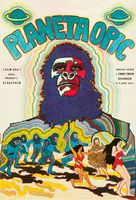 Planet of the Apes - Czech Movie Poster (xs thumbnail)