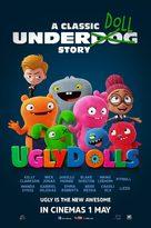 UglyDolls - Malaysian Movie Poster (xs thumbnail)