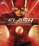 """The Flash"" - Blu-Ray movie cover (xs thumbnail)"