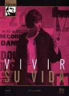 Vivre sa vie: Film en douze tableaux - Spanish Movie Cover (xs thumbnail)