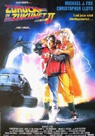 Back to the Future Part II - German Movie Poster (xs thumbnail)