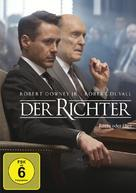 The Judge - German DVD cover (xs thumbnail)