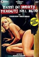 Passi di morte perduti nel buio - Italian DVD cover (xs thumbnail)