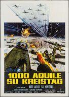 The Thousand Plane Raid - Italian Movie Poster (xs thumbnail)