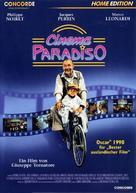 Nuovo cinema Paradiso - German Movie Cover (xs thumbnail)
