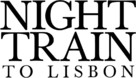 Night Train to Lisbon - Logo (xs thumbnail)