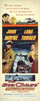 The Sea Chase - Movie Poster (xs thumbnail)