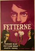 Les cousins - Norwegian Movie Poster (xs thumbnail)