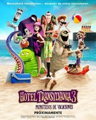 Hotel Transylvania 3 - Mexican Movie Poster (xs thumbnail)