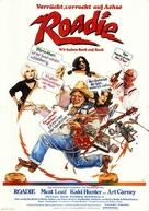 Roadie - German Movie Poster (xs thumbnail)