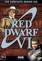 """Red Dwarf"" - DVD movie cover (xs thumbnail)"