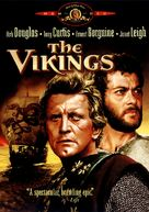 The Vikings - DVD cover (xs thumbnail)