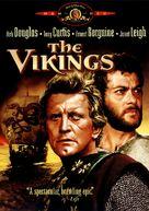 The Vikings - DVD movie cover (xs thumbnail)