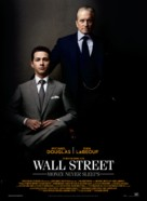 Wall Street: Money Never Sleeps - Danish Movie Poster (xs thumbnail)
