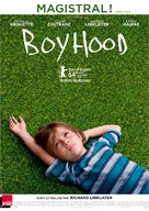 Boyhood - French Movie Poster (xs thumbnail)
