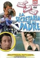 La segretaria privata di mio padre - Argentinian DVD cover (xs thumbnail)