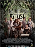 Beautiful Creatures - Slovak Movie Poster (xs thumbnail)