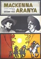 Mackenna's Gold - Hungarian Movie Poster (xs thumbnail)