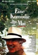 Milou en mai - German Movie Poster (xs thumbnail)