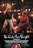 The Kids Are Alright - German Movie Poster (xs thumbnail)